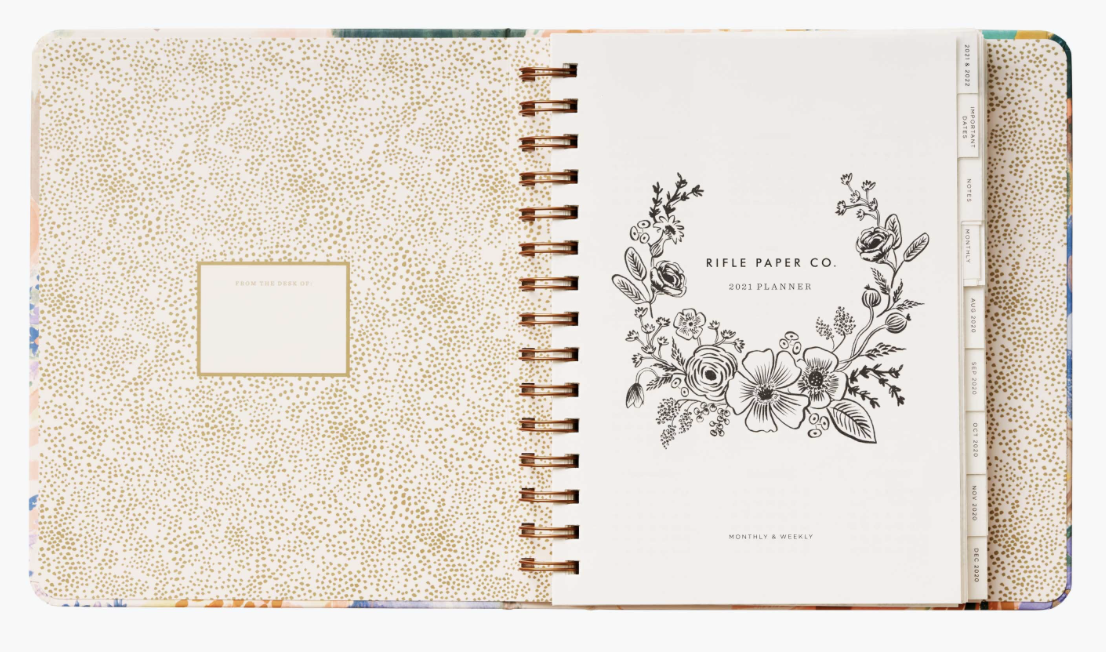 Luisa Covered Planner 2