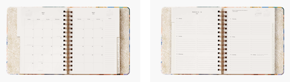 Luisa Covered Planner 4