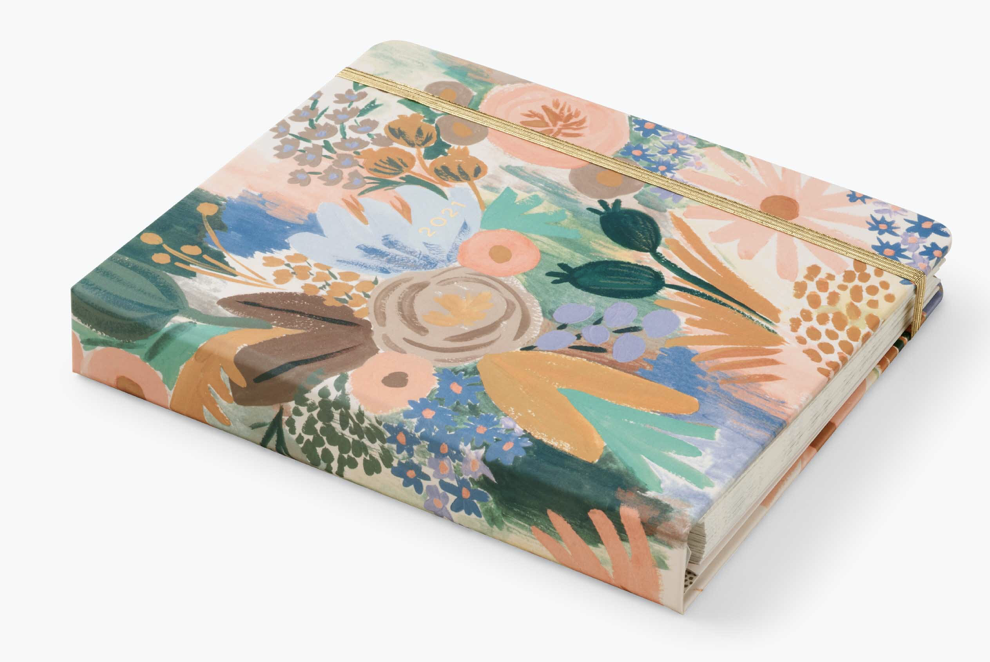 Luisa Covered Planner 8