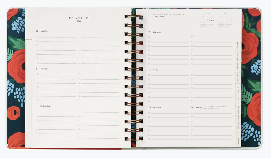 Type A Covered Planner 6