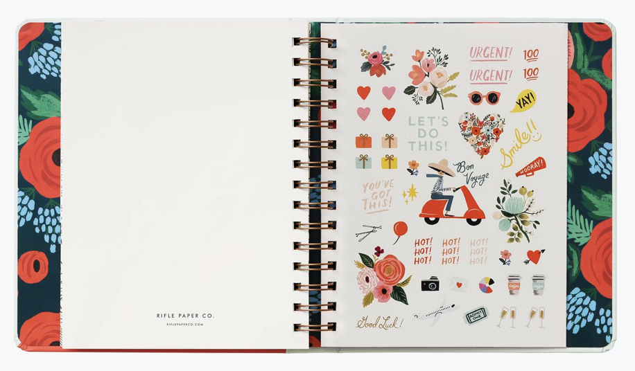 Type A Covered Planner 8
