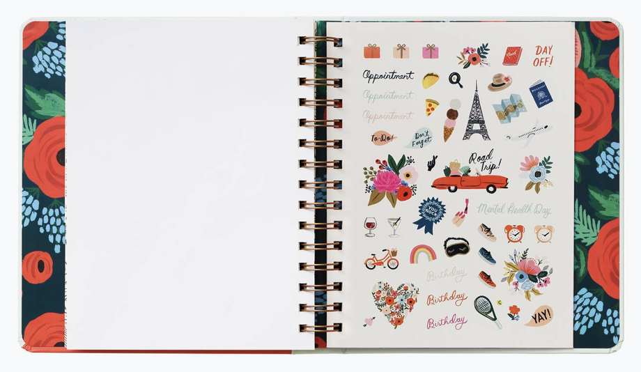 Type A Covered Planner 9