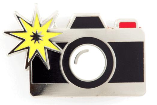 Camera Flash Pin - 1