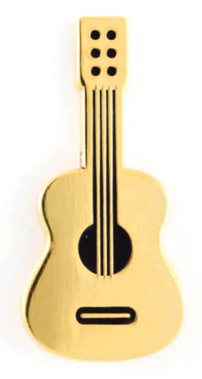 Guitar Pin - 1