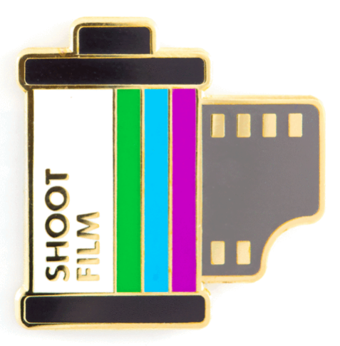 Shoot Film Pin - 1