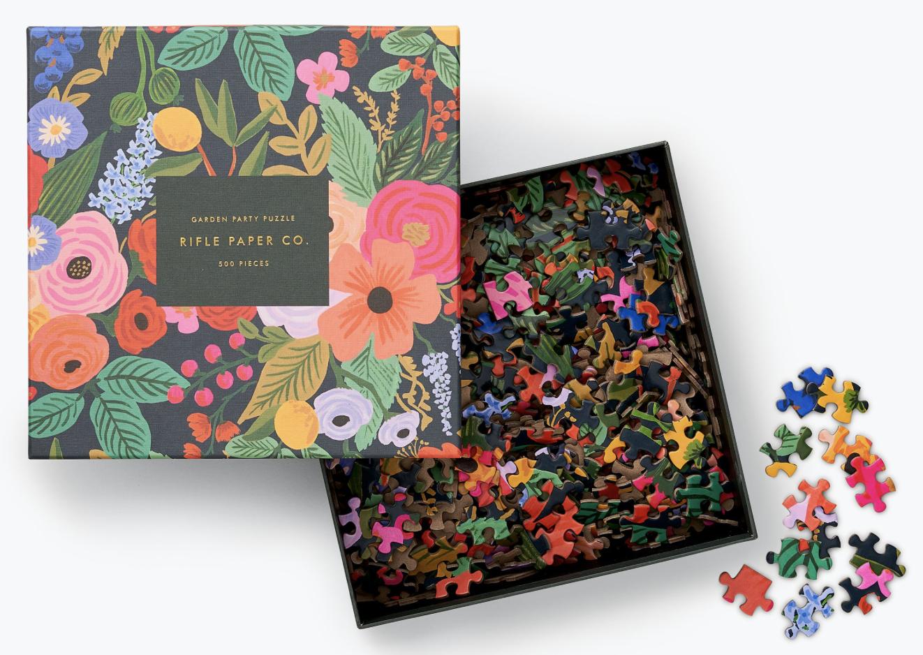 Garden Party Puzzle 4