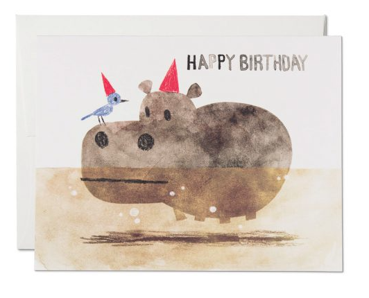 Bird and Hippo