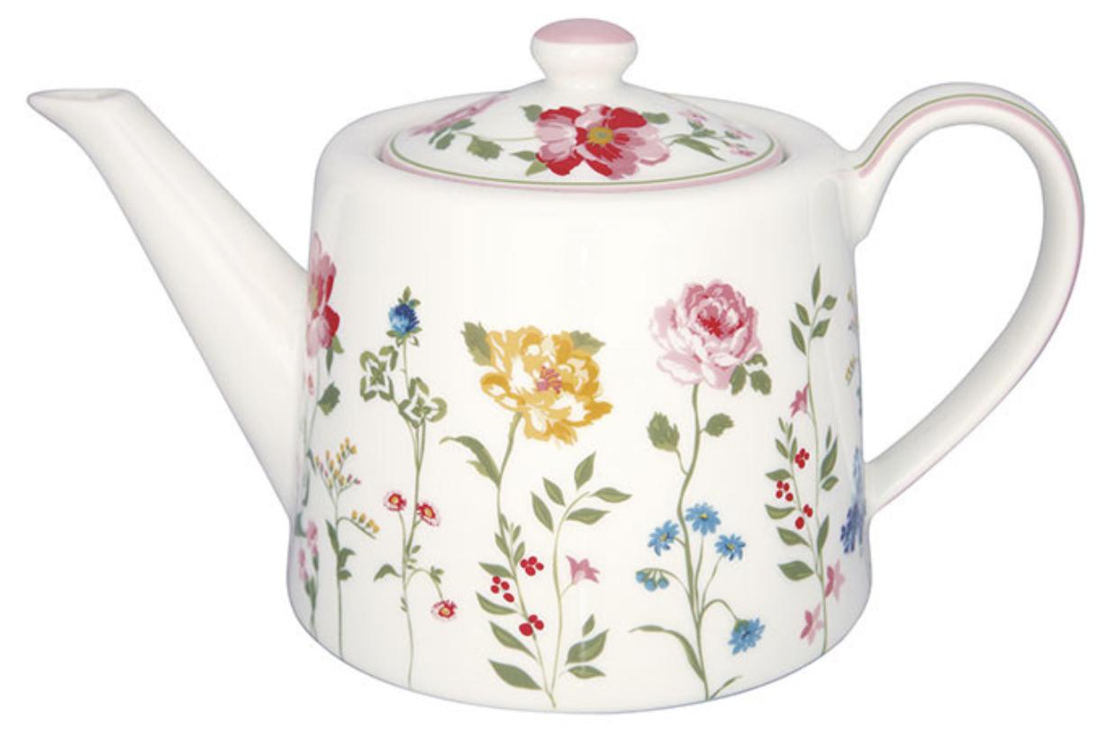 Teekanne Thilde White