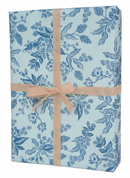 Toile Gift Wrap