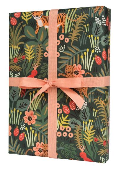 Jungle Geschenkpapier