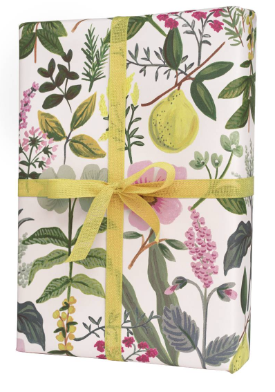 Herb Garden Geschenkpapier