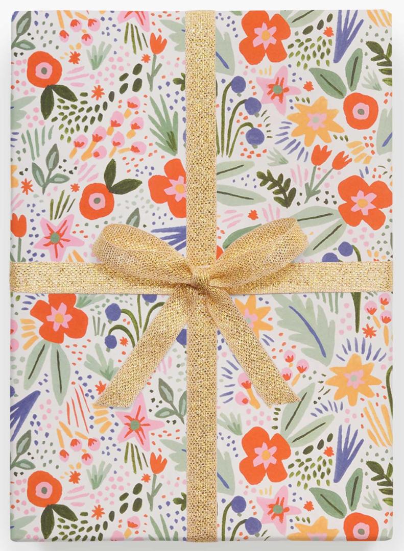 Fiesta Gift Wrap