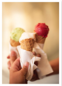 Ice Cream Cones - Palm Press
