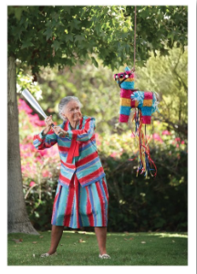 Pinata Lady - Palm Press