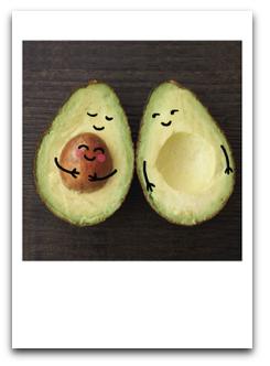 Pregnant Avocado - Palm Press