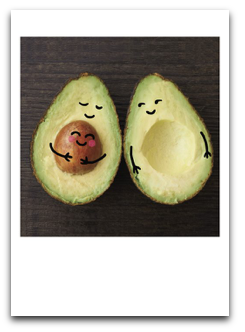 Pregnant Avocado - Palm Press