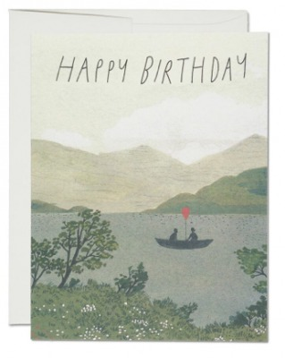 Canoe - Red Cap Cards