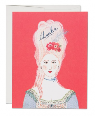 Marie - Red Cap Cards