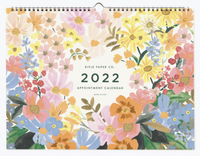 Marguerite Calendar Rifle Paper Co Calendar