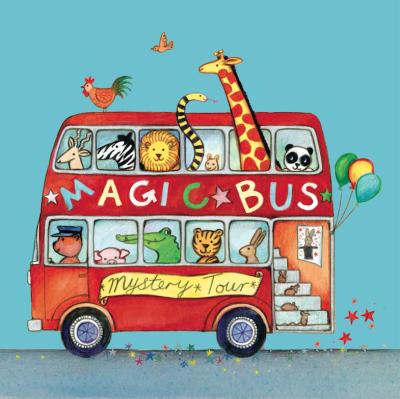 Magic Bus - Captain Card