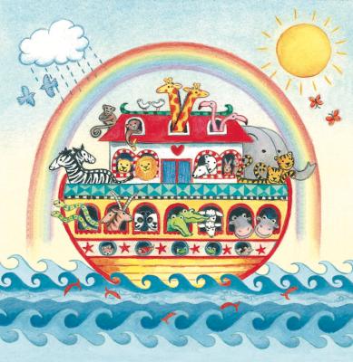 Noah s Ark - Captain Card