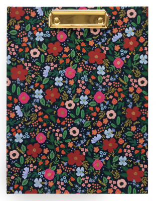 Wild Rose Clipfolio Rifle Paper Co