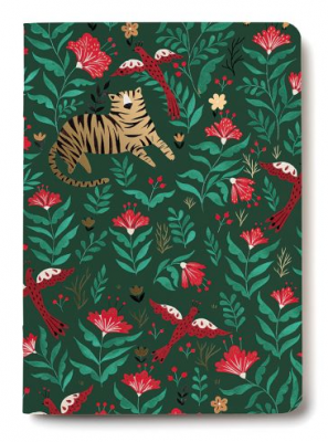 Tiger Notebook - Red Cap Cards
