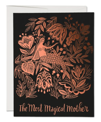 Magical Mother - Red Cap Cards
