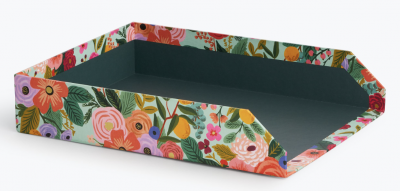 Garden Party Letter Tray Rifle Paper