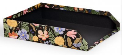 Strawberry Fields Letter Tray Rifle Paper