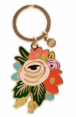 Rose Keychain - Schlüsselanhänger