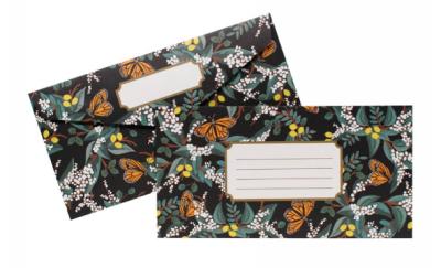 Monarch Briefumschläge - Rifle Paper Co
