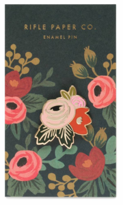 Rosa Pin - Rifle Paper Co.
