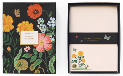 Botanical Social Stationery - Briefpapier