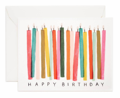 Birthday Candle - Rifle Paper Co.
