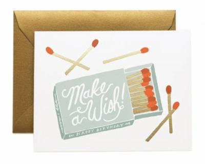 Make a Wish Birthday - Rifle Paper Co.