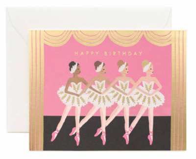 Birthday Ballet - Rifle Paper Co.