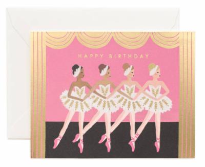 Birthday Ballet - Rifle Paper Co