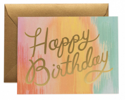 Sorbet Birthday - Rifle Paper Co