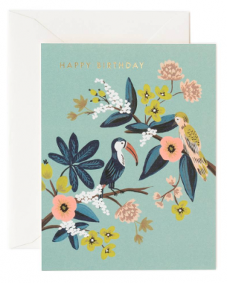 Toucan Birthday - Rifle Paper Co.
