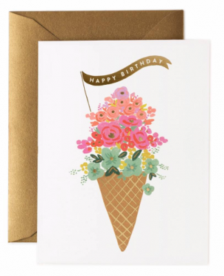 Ice Cream Birthday Rifle Paper Co