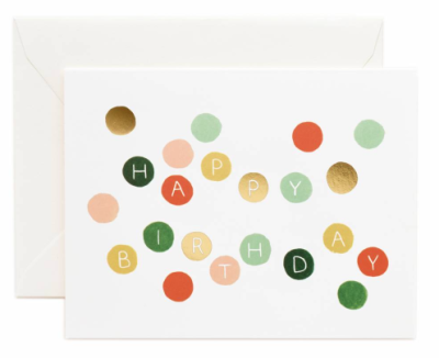 Birthday Dots - Rifle Paper Co.