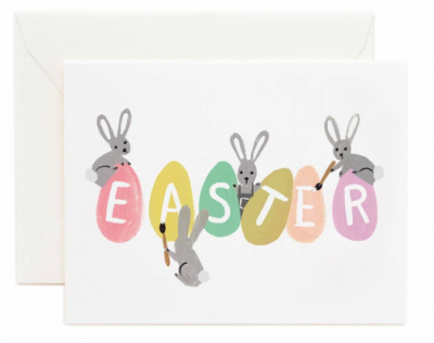 Busy Bunnies Easter Rifle Paper Co
