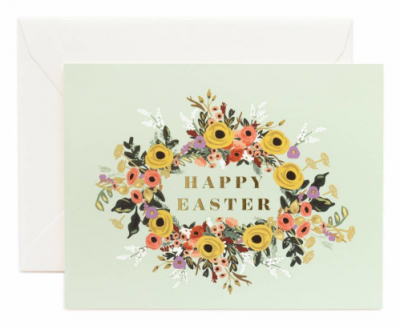 Easter Garden Card Rifle Paper Co