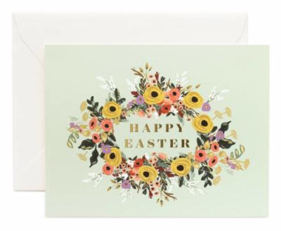 Easter Garden Card Rifle Paper Co
