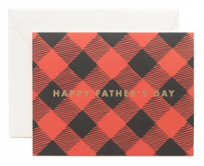Father s Day Plaid - Rifle Paper Co.