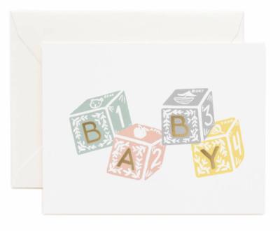 Baby Blocks - Rifle Paper Co