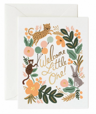 Menagerie Baby - Rifle Paper Co.