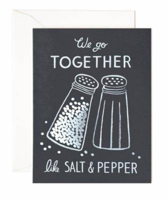Salt & Pepper - Rifle Paper Co.