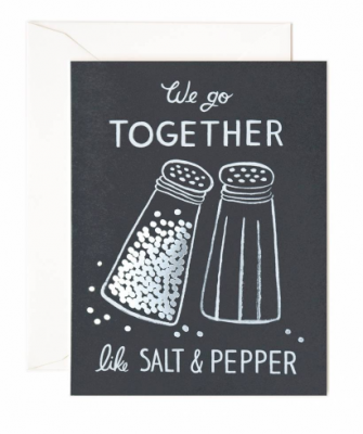 Salt & Pepper - Rifle Paper Co.